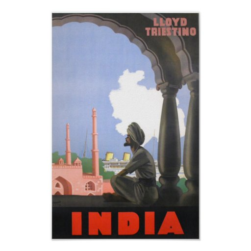 India-1927 Poster