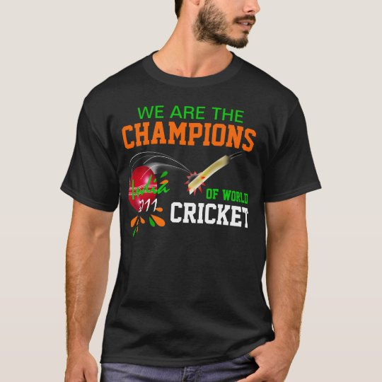 India 2011 Champs of ICC World Cup Cricket
