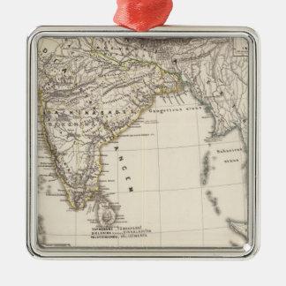 India 3 christmas ornament