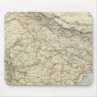 India 5 mouse pad