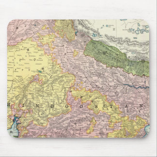 India 7 mouse pad