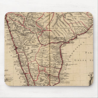 India and Bangladesh Mouse Pad