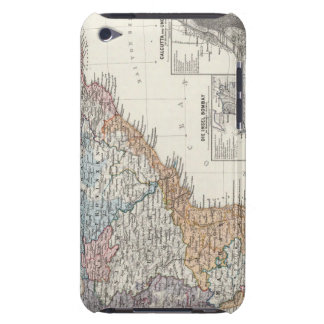 India and Central Asia Case-Mate iPod Touch Case