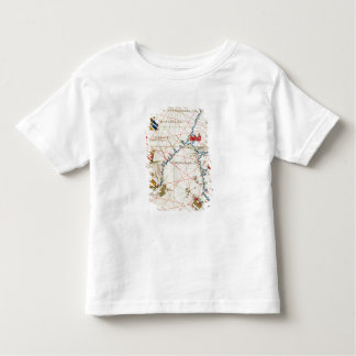 India and Malaysia Toddler T-Shirt