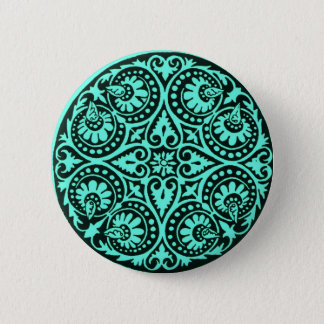 INDIA ART 6 CM ROUND BADGE
