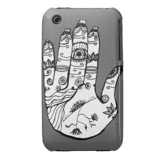 India Art  Case Mate iPhone 3 Case