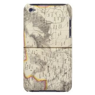 India, Asia 94 iPod Touch Case-Mate Case