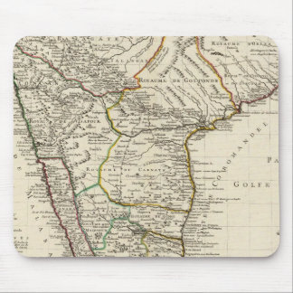 India, Bangladesh, Asia Mouse Pad