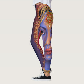 India: Bride Leggings