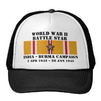 India - Burma Campaign Cap