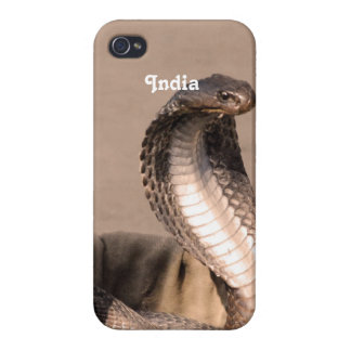India Cobra Cover For iPhone 4