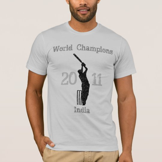 India Cricket Champions T-Shirt