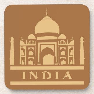 INDIA custom color coasters