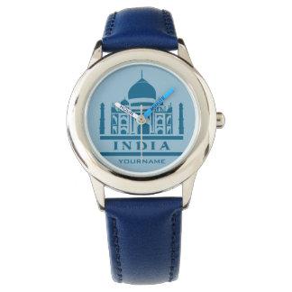 INDIA custom monogram & color watches