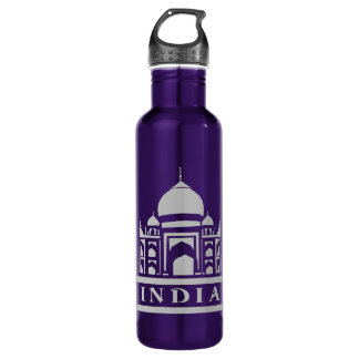 INDIA custom monogram water bottles