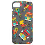 India cycle rickshaw tata truck and tuctuc iPhone 5 cases