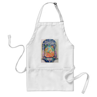 India, fairy tale story, princess apron