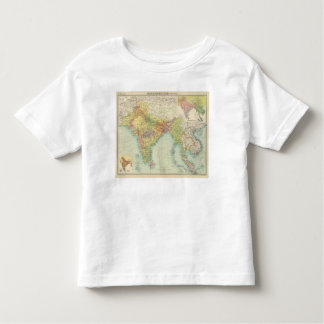 India & Farther India political Toddler T-Shirt