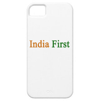 India First Cover For iPhone 5/5S