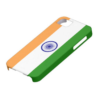 India Flag iPhone 5 Cover