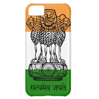 India Flag Cover For iPhone 5C