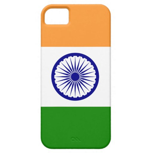 India Flag iPhone 5 Covers