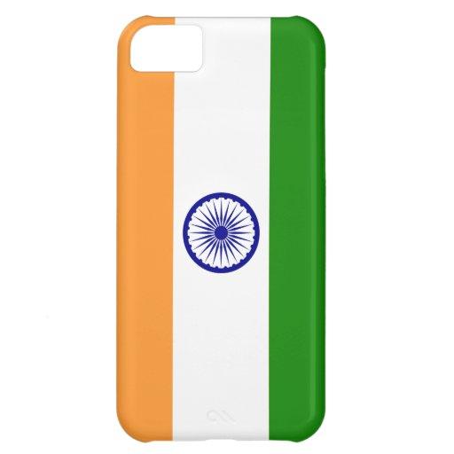 India Flag iPhone 5C Cover