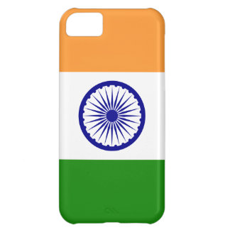 India Flag iPhone 5C Covers