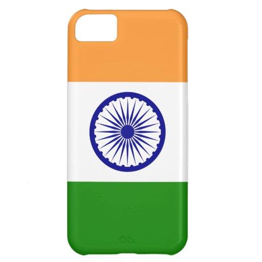 India Flag iPhone 5C Covers
