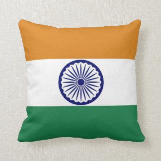 India Flag Cushion