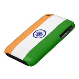 India Flag iPhone 3 Case