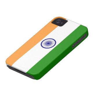 India Flag iPhone 4 Case-Mate Cases