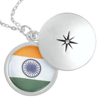 India Flag Locket
