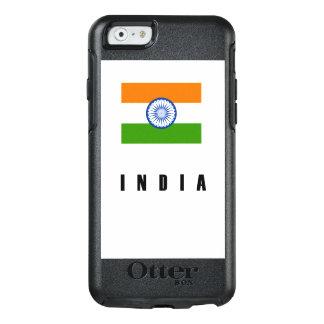 India Flag Simple Dark OtterBox iPhone 6/6s Case