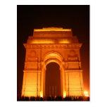India Gate Delhi India Postcard