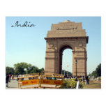 india gate police post card