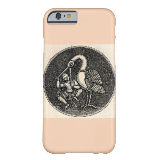India heron and dancer barely there iPhone 6 case