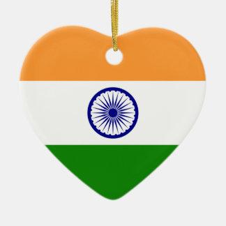 India, India Ceramic Heart Decoration