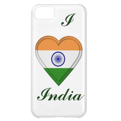 India Indian Flag iPhone 5C Case