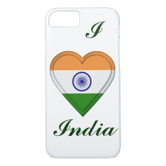 India Indian Flag iPhone 7 Case