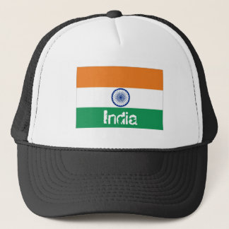 India indian flag souvenir hat
