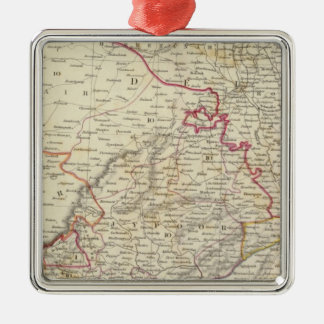 India IX Christmas Ornament