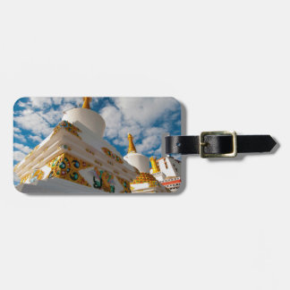 India, Jammu & Kashmir, Ladakh, Leh Luggage Tag