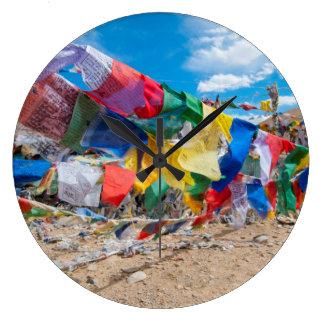 India, Jammu & Kashmir, Ladakh, Namshangla Pass Large Clock