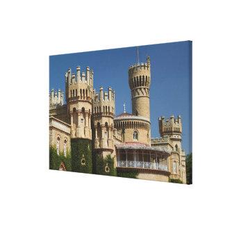 INDIA, Karnataka, Bangalore: Bangalore Palace Canvas Print