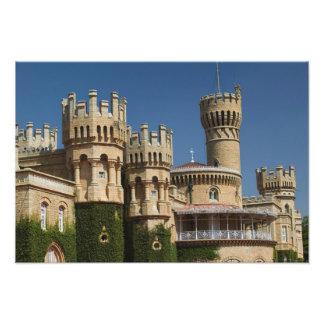 INDIA, Karnataka, Bangalore: Bangalore Palace Photo Print