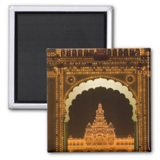 INDIA Karnataka Mysore Majaraja s Palace b 3 Refrigerator Magnet