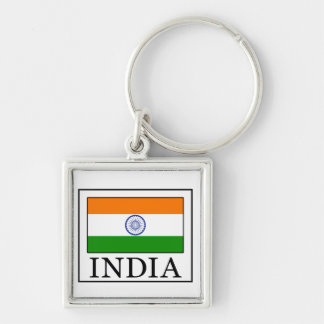 India keychain