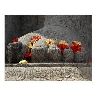 India Mangalore Karkala Jains religion Post Card