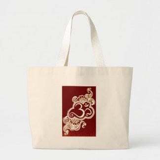 India mehndi red henna bags